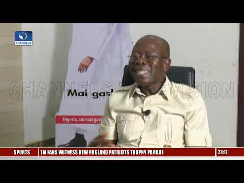 Exclusive: Oshiomhole Comments On Obasanjo, Saraki And Dogara |Full Video|