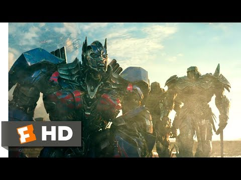 Transformers: The Last Knight (2017) - The Judgement is Death Scene (8/10) | Movieclips