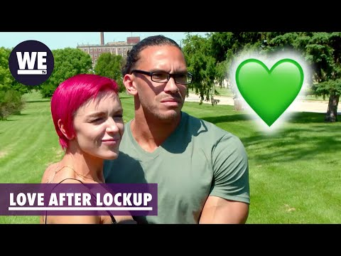Dylan & Heather Are Reunited! 🥰 Love After Lockup