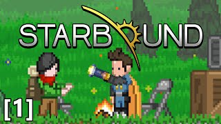 Subscribe for unique daily content. Welcome to Starbound! Purchase Starbound : http://store.steampowered.com/app/211820/ ...