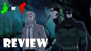 Nonton Justice League: DARK [2017] Review/Worth It? Film Subtitle Indonesia Streaming Movie Download