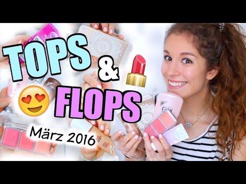 TOPS und FLOPS März ♡ coole neue Drogerieprodukte und mehr! BarbieLovesLipsticks