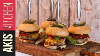 Burger | Akis Kitchen by Akis Kitchen