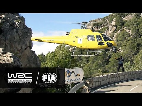 WRC - RallyRACC Catalunya - Rally de Espa?a 2016: WRC-TV / LEXAR in action