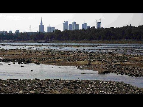 la scarsità d'acqua scatenerà nuove guerre?