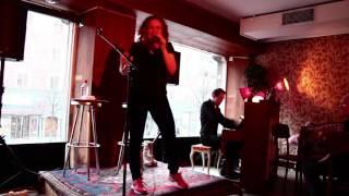 SHOVVEN - Om jag blir på smällen - av och med Anna Rydgren