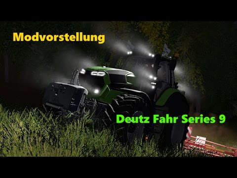 Deutz Fahr Series 9 v1.5 Winter Edition