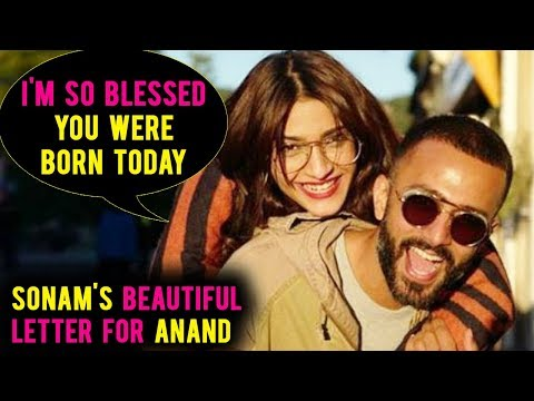 Sonam Kapoor's BEST Gift To Anand Ahuja On His Bir
