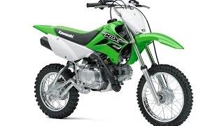 6. 2016 Kawasaki KLX 110L - motorbike test