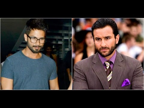 Shahid Kapoor Talks About Becoming A Dad | Saif He
