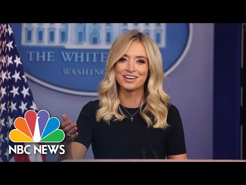 Live: White House Holds Press Briefing: June 3   NBC News