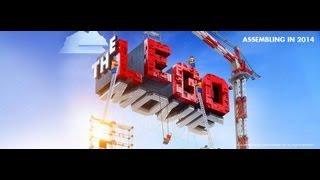 De LEGO® Film Teasertrailer Engels Gesproken  12 Februari 2014 In De Bioscoop