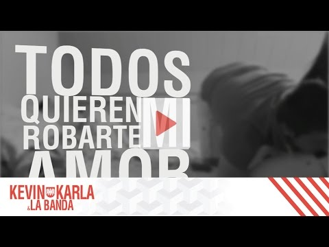Steal My Girl (spanish version) – Kevin Karla & La Banda (Lyric Video)