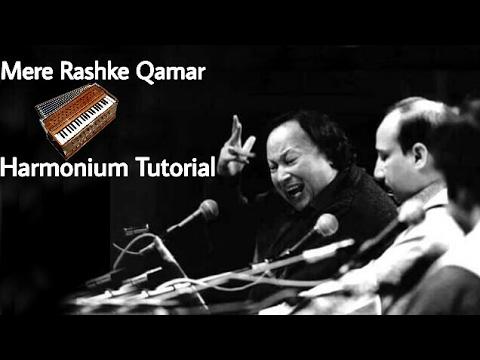 Video MereRashke Qamar How To Play On Harmonium (Harmonium Piano Tutorial) download in MP3, 3GP, MP4, WEBM, AVI, FLV January 2017