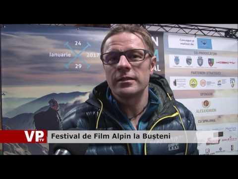 Festival de Film Alpin la Bușteni