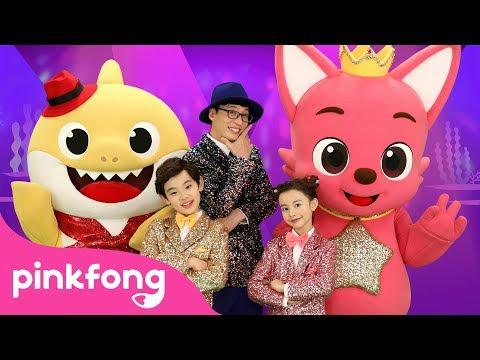 Baby Shark Dance (K-Pop Retro English Ver.) | Baby Shark x Yoo Jae-Suk