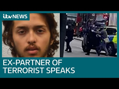 Former partner of Streatham attacker Sudesh Amman speaks to ITV News about her trauma | ITV News