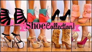 Video My Shoe Collection - Try On Session! MP3, 3GP, MP4, WEBM, AVI, FLV Juni 2018