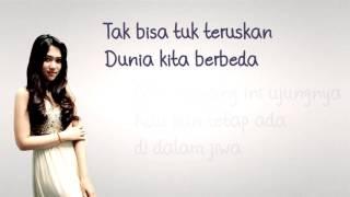 Isyana Sarasvati - Tetap Dalam Jiwa (Lyrics Video) Video