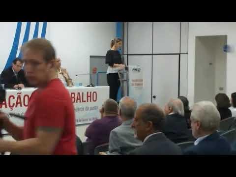 Íntegra – Valorizar o trabalho - Encontro com ex-ministros da pasta
