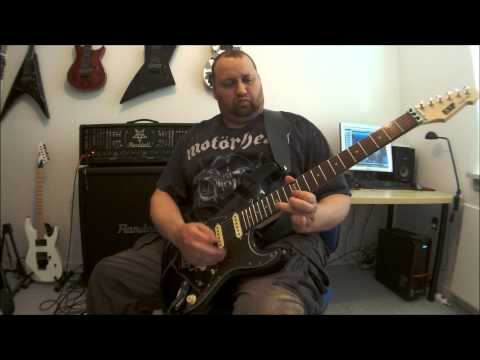 ESP Vintage Plus FR - Rock & Rolling the Ultimate Nullifier