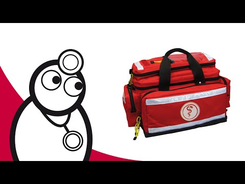 DocCheck Rescue II Notfalltasche