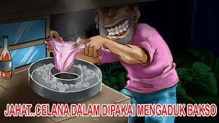 Download Video JAHAT..... CELANA DALAM DIPAKAI MENGADUK BAKSO MP3 3GP MP4