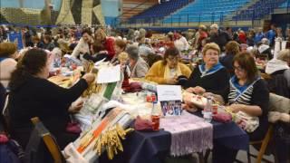La Cantábrica acoge el domingo el III Encuentro de Encajeras de Bolillos