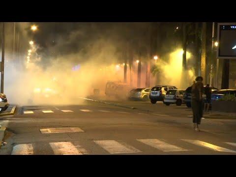 Guyane: des affrontements entre manifestants et forces de l'ordre éclatent