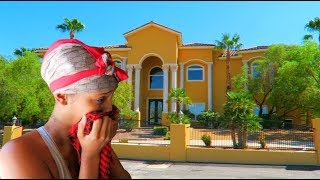 Surprising My Family With A Mega Mansion