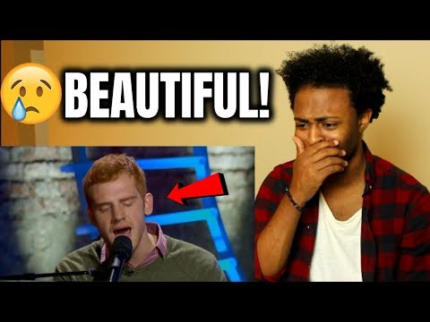 """Jeremiah Lloyd Harmon STUNS With Original Audition Song """"Almost Heaven"""" — American Idol 2019 on ABC"""