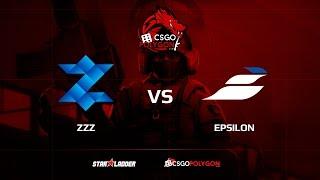 zzz vs Epsilon, game 1