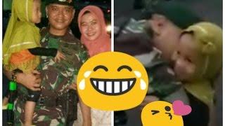 Video ANAK TNI Gentarkan Banyak NETIZEN !! yang PUNYA KELUARGA TNI pasti ngerasain ini MP3, 3GP, MP4, WEBM, AVI, FLV November 2017
