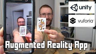 Video How to create an Augmented Reality App MP3, 3GP, MP4, WEBM, AVI, FLV Agustus 2019