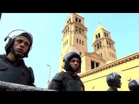 Ανάσταση κάτω από δρακόντεια μέτρα ασφαλείας στην Αίγυπτο
