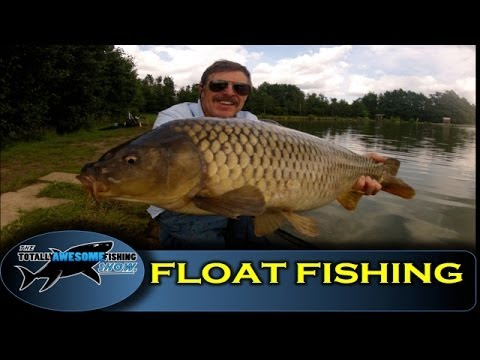 Float fishing for Carp in the margins – Ep.7 – Series 3 – Totally Awesome Fishing
