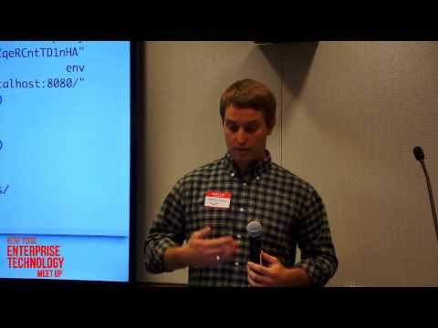 December 2013 NY Enterprise Technology Meetup -Yhat