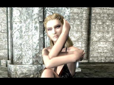 Skyrim - Hottest Woman In The Game