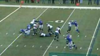 Highlights of Philadelphia Eagles 23 vs. New York Giants 11