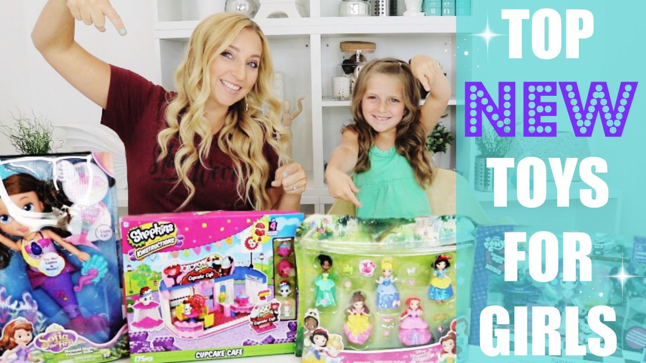 Top New Toys & Gift Ideas for Girls 2016: All Under $25!