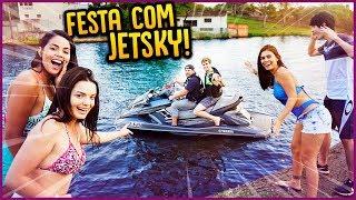 Video FESTA NO LAGO COM JETSKI!! - FÉRIAS ESCOLARES #10 [ REZENDE EVIL ] MP3, 3GP, MP4, WEBM, AVI, FLV September 2018