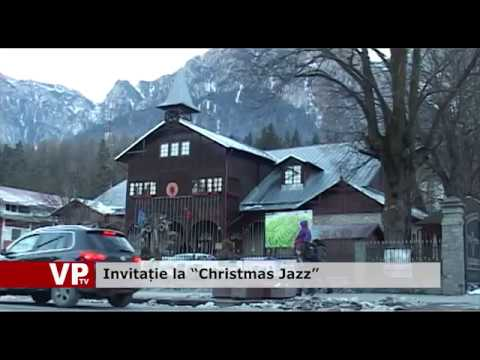 "Invitație la ""Christmas Jazz"""