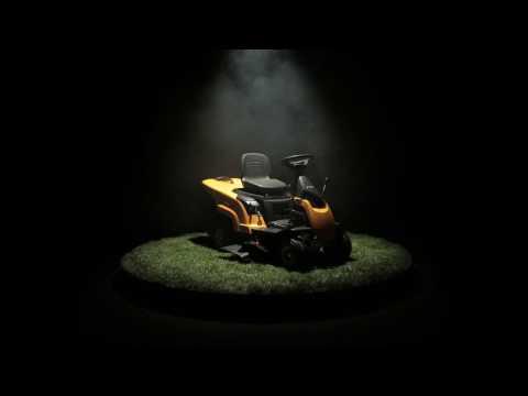 Садовый райдер бензиновый STIGA COMBI 1066 HQ - видео №1