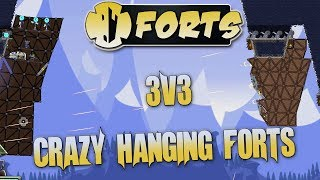 We return to the dangling icicles map to fight tooth and nail against all odds, it is time for all new Forts! Want more awesome ...