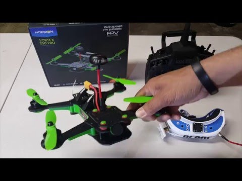 RC plane or heli pilot to FPV flying. (видео)