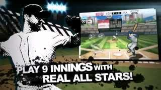 9 Innings: Pro Baseball 2011 YouTube video