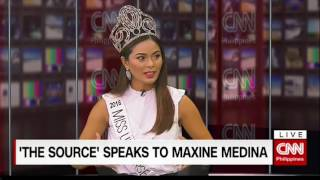 Medina Philippines  city photos gallery : The Source: Maxine Medina