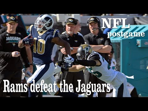 The Rams Defeat the Jacksonville Jaguars | Los Angeles Times