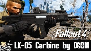 Thanks for watching guys. Give the video a like if you did, and subscribe for more fallout mods. Link for the mod below: LK-05 Carbine by DOOM: http://www.ne...