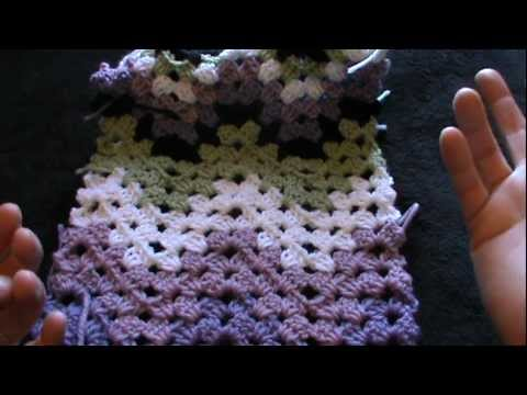 granny crochet stitch